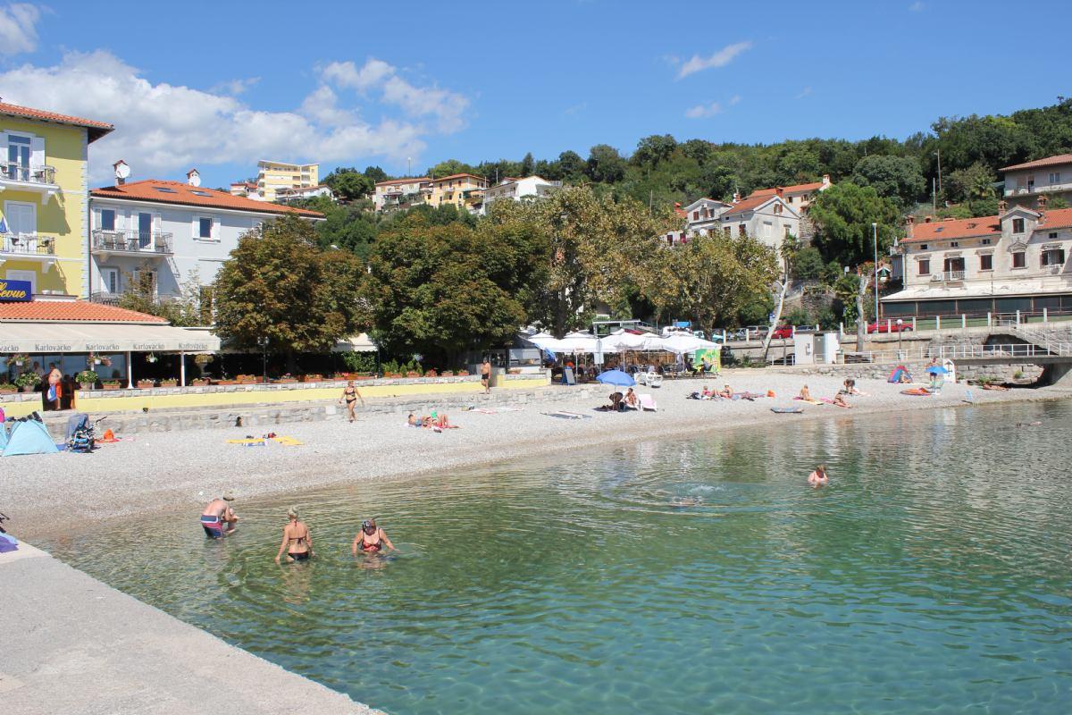 Ika beach