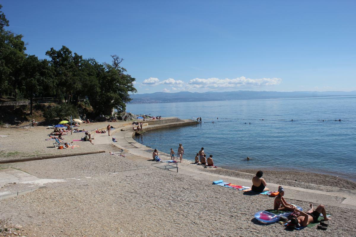 Plaža Kvarner