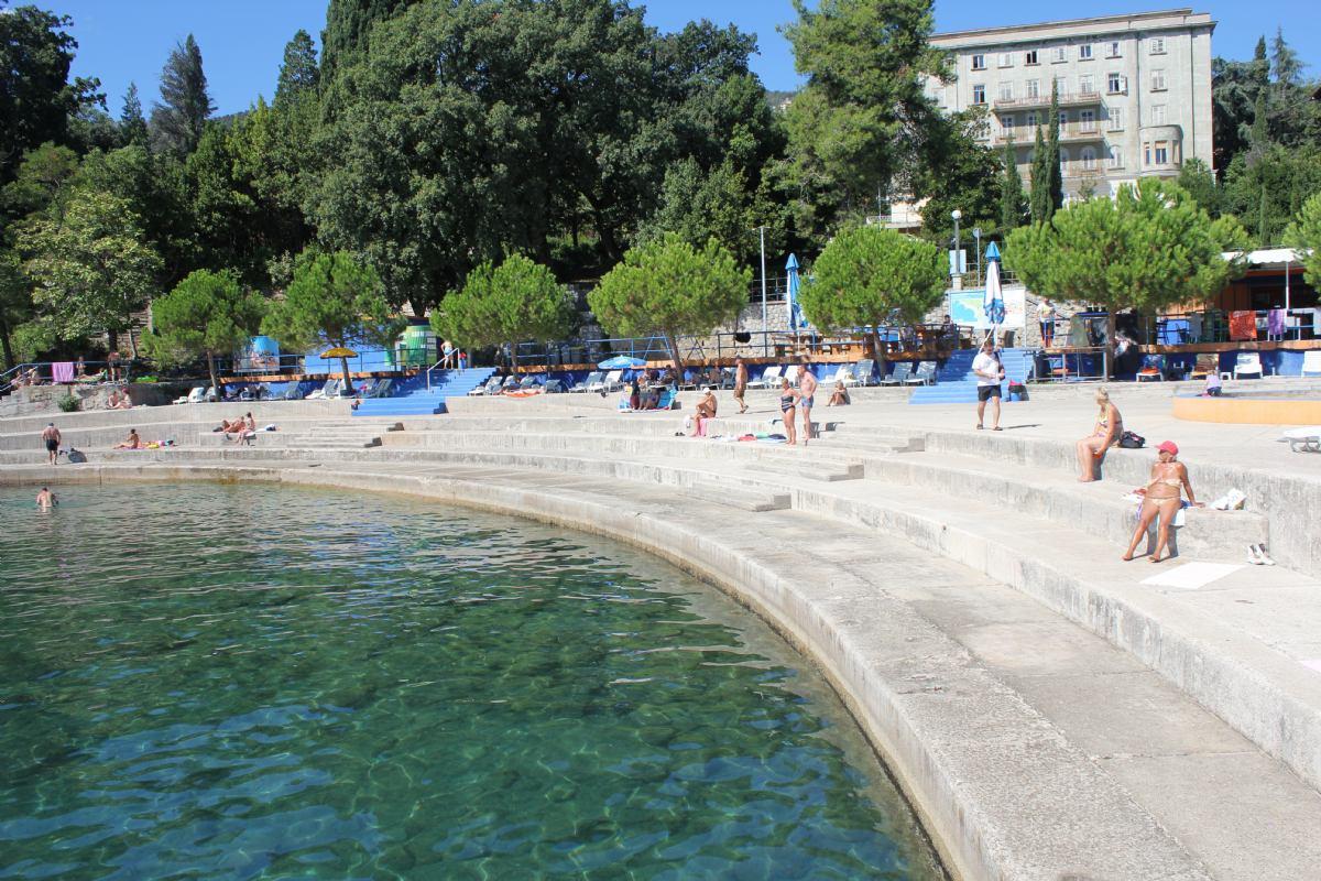 Spiaggia Quarnero
