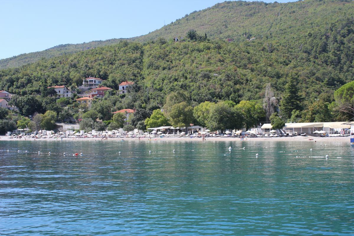 Medveja beach
