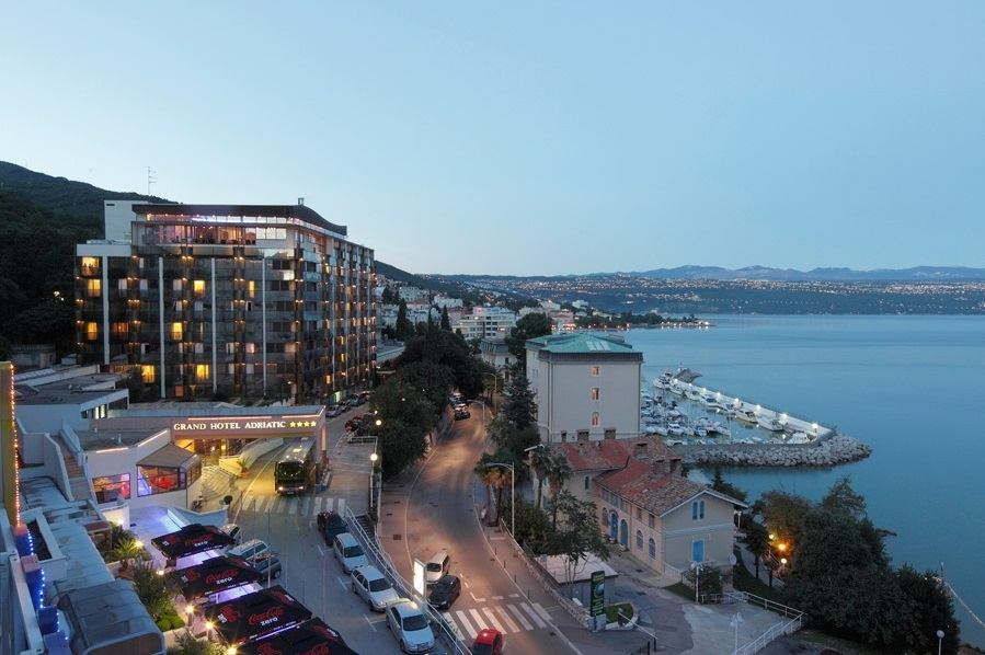 Grand Hotel Adriatic Wellness