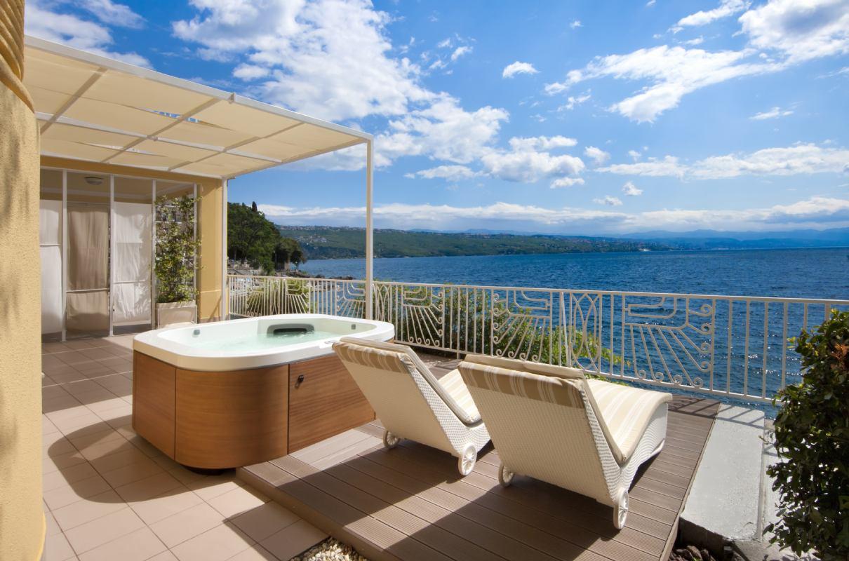 Remisens Premium Villa Ambasador, Opatija - Opatija, Kroatien - Hotels, Apartments ...