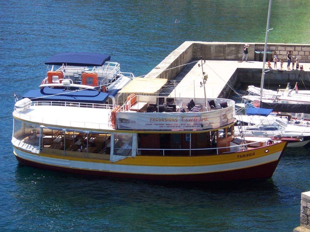 Boat excursion - Riviera Tour