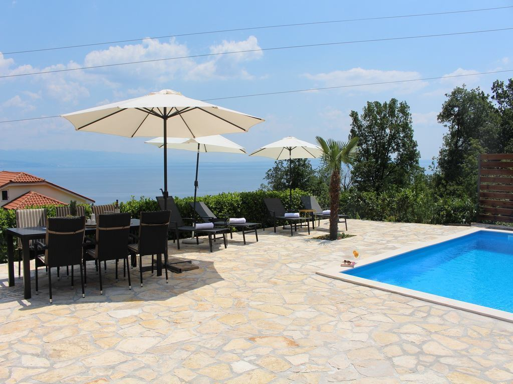 Sun and Moon Apartment, Opatija
