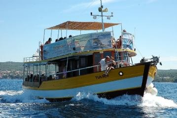 Boat excursion - Riviera Tour